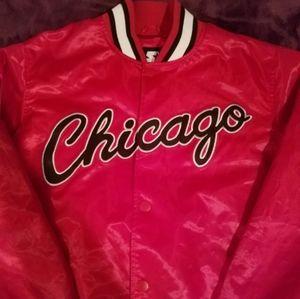 Starter Chicago Bulls jacket / sz M